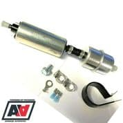 Weber Universal Fuel Pump 5 To 9 Psi Webcon WFP501 With Filter And Fitting Kit