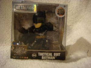 DC Justice League Metalfigs Tactical Suit Batman 2.5