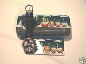 South Park Talking Collectors Watch. In Blue R.R.P. £19.99