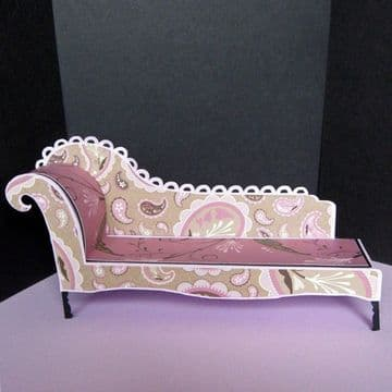 Chaise Longue & Box