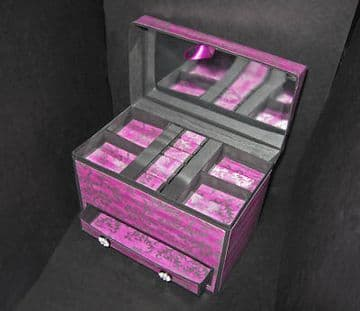 Jewellery Box Template