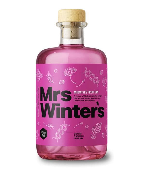 Mrs Winter's Fruit Gin - Single Bottle