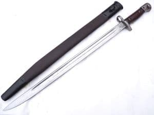 British Pattern 1907 bayonet Wilkinson made 1918 dated, Canadian marked  **SOLD**