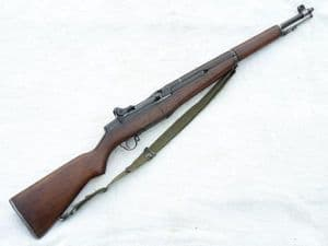 Deactivated American M1 Garand automatic rifle, early spec deactivation SOLD