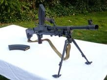 Deactivated Australian Bren Gun MK 1 Lithgow made 1943 dated SOLD