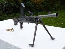 Deactivated British Bren Gun Mk1 .303 calibre Enfield made dated 1940 SOLD