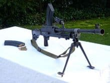 Deactivated Canadian made Bren Gun mk1M, 1942 dated  **SOLD**