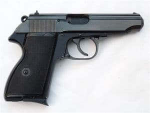 Deactivated Hege Waffen AP66 semi-automatic pistol in 7.65mm caliber SOLD