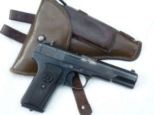 Deactivated Hungarian M48 pistol 1954 dated **SOLD**