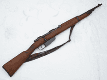 Deactivated Italian Carcano M38 carbine, 1940  dated **SOLD**