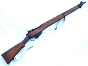 Deactivated Lee-Enfield No4 mk2 infantry rifle 1953 dated  **SOLD**