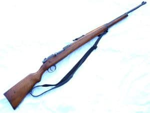 Deactivated Portuguese Mauser Model 1904 infantry rifle SOLD