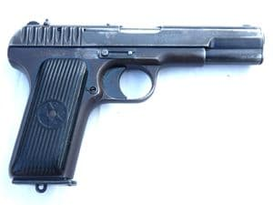 Deactivated Russian Tokarev TT30 automatic pistol 1935 dated  **SOLD**