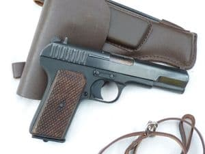 Deactivated Tokarev TT33 Russian made automatic pistol dated 1945  **SOLD**
