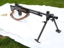 Deactivated USA Browning Automatic Rifle M1918 1943 dated  **SOLD**