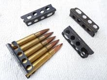 Lee-Enfield .303 WW2 mk4 5-round charger clip (no rounds included)         **OUT OF STOCK**