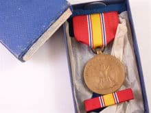 USA National Defense medal in original box of issue  **SOLD**