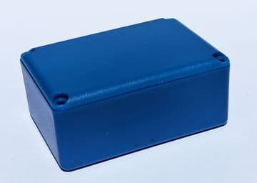 ABS Small Project Box: 54mm x 38mm x 23mm (MDRX2008 BLUE)
