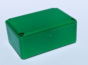 ABS Small Project Box: 64mm x 44mm x 25mm (MDRX2009 GREEN)