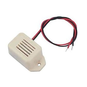 Electro Mechanical 6V Miniature Buzzer  (FL39) ABI-041-W-RC
