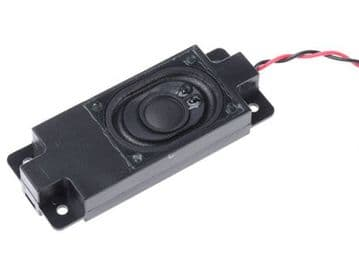Miniature Encased Speaker, 8ohm 2W (ABS-236-RC)