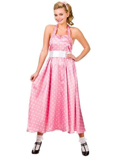 50's Bopper Dress - Sexy Fancy Dress (Wicked EF-2181)