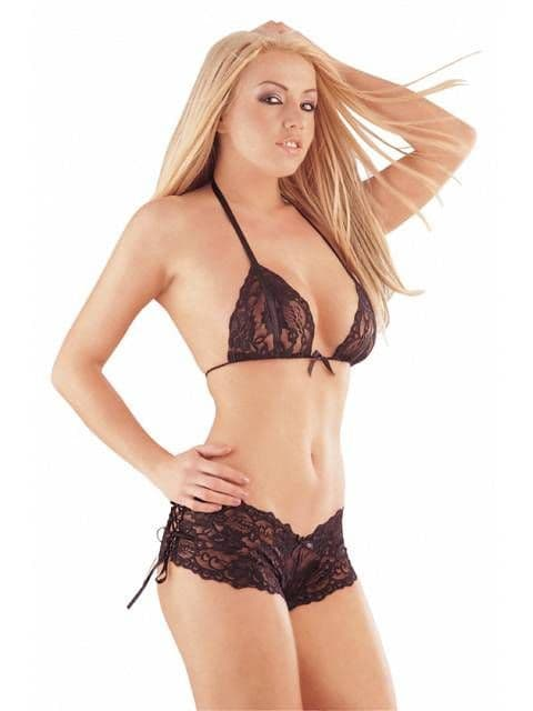 Bra and Boyshorts Set (Classified TP2290)
