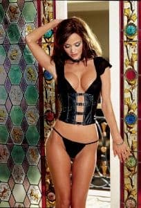 Bustier and Thong (Leg Avenue 3951)