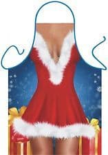 Christmas Dress - Novelty Apron