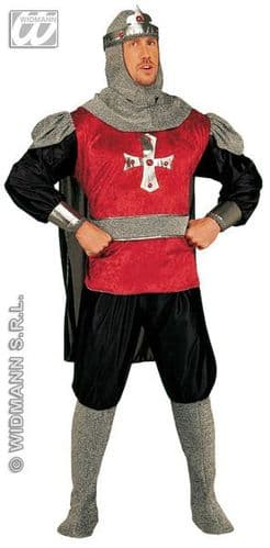 Crusader - Fancy Dress (Widmann 37422)