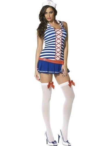 Cute Sailor - Sexy Fancy Dress (Smiffys 33363)
