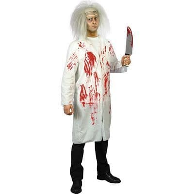 Doctor Diabolical - Halloween Fancy Dress Costume (Smiffys 23068)