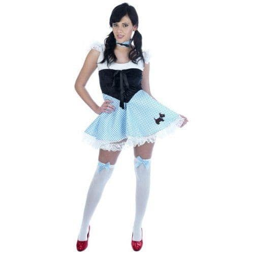Dorothy - Sexy Fancy Dress (Fun Shack 2636)
