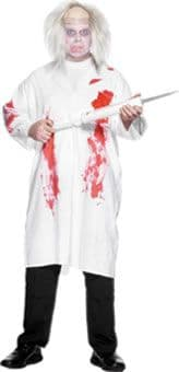 Gory Doctor - Halloween Fancy Dress (Smiffys 26087)