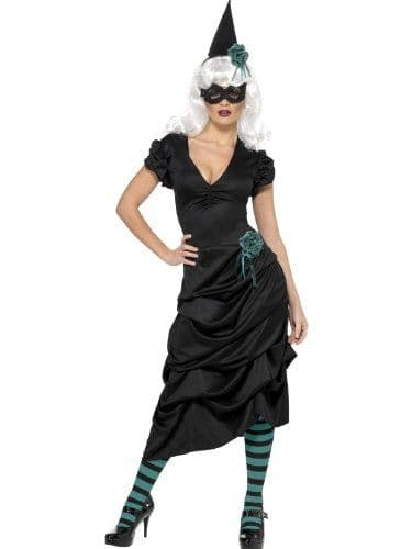 Jester Witch - Halloween Fancy Dress (Smiffys 33800)