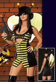 Killer Bee - Sexy Fancy Dress