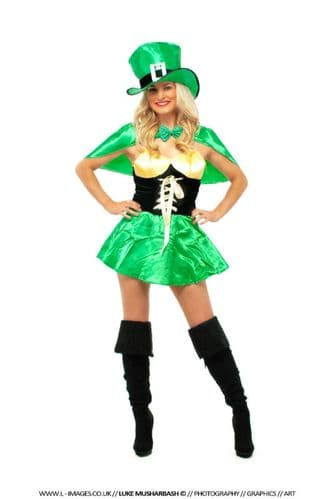 Leprechaun - Sexy Fancy Dress (Party World)