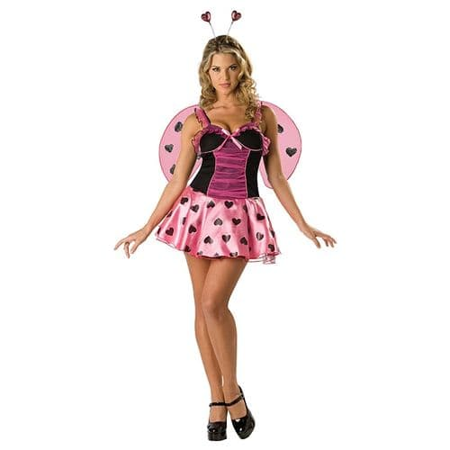 Luscious Love Bug - Sexy Fancy Dress (In Character 2041)