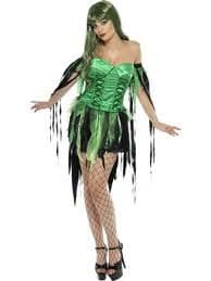 Naughty Fairy Witch - Sexy Fancy Dress (Smiffys 32903)