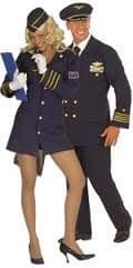 Pilots & Flight Crew Fancy Dress
