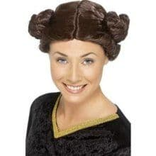 Princess 'Star Wars' Wig (Smiffys 22413)