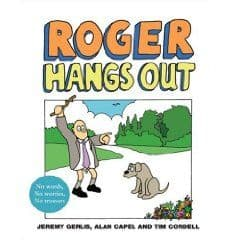 Roger Hangs Out - Funny, Naughty Book