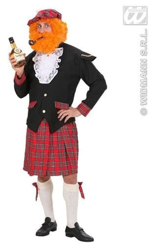 Scotsman - Fancy Dress (Widmann 73903)