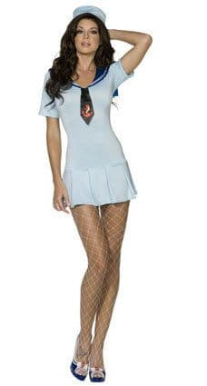 Shipmate Sweetie - Sexy Sailor Fancy Dress Costume (Smiffys)