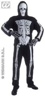 Skeleton - Halloween Fancy Dress (Widmann 3928)