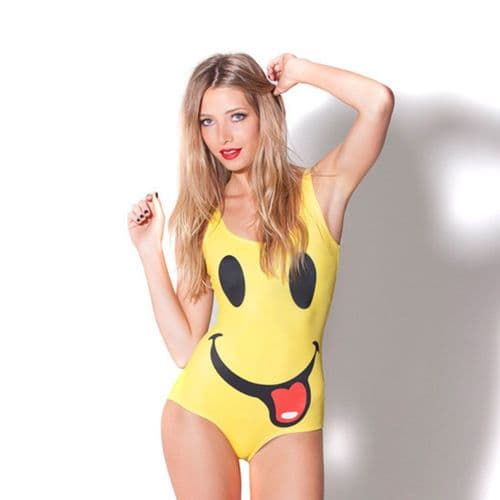 Swimsuit - Smiley Face