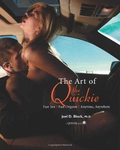 The Art Of The Quickie - Joel D Block - Sexy Book