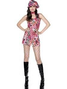 Vintage 60's Mini Dress - Sexy Fancy Dress (Smiffys 33179)