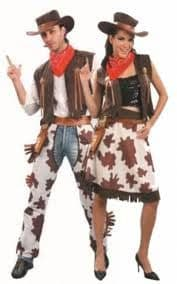 Wild West Fancy Dress
