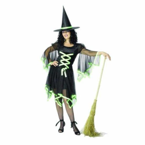 Winsome Witch - Sexy Halloween Fancy Dress (Smiffys 28599)